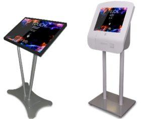 Innowacyjne kioski w sklepach z elektroniką