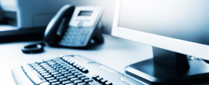 Funkcje telefonii IP w handlu