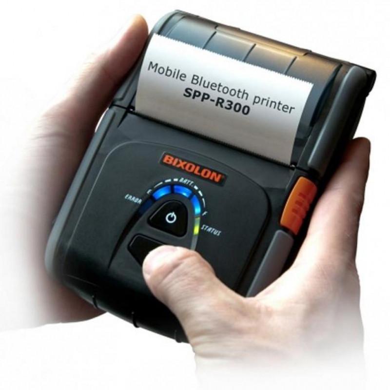 Poprawa obsługi klientów dzięki mobilnym drukarkom termicznym.