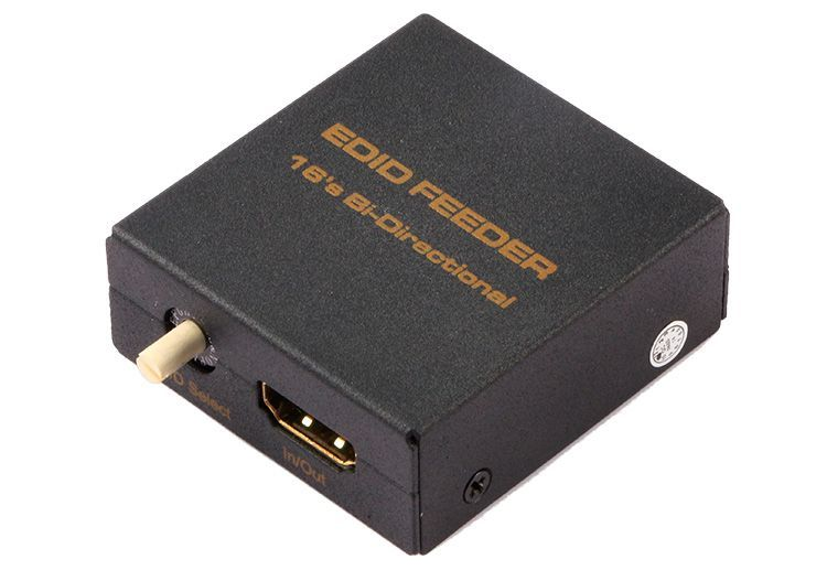 HDMI 2.0 EDID Feeder with 16's EDID setting function