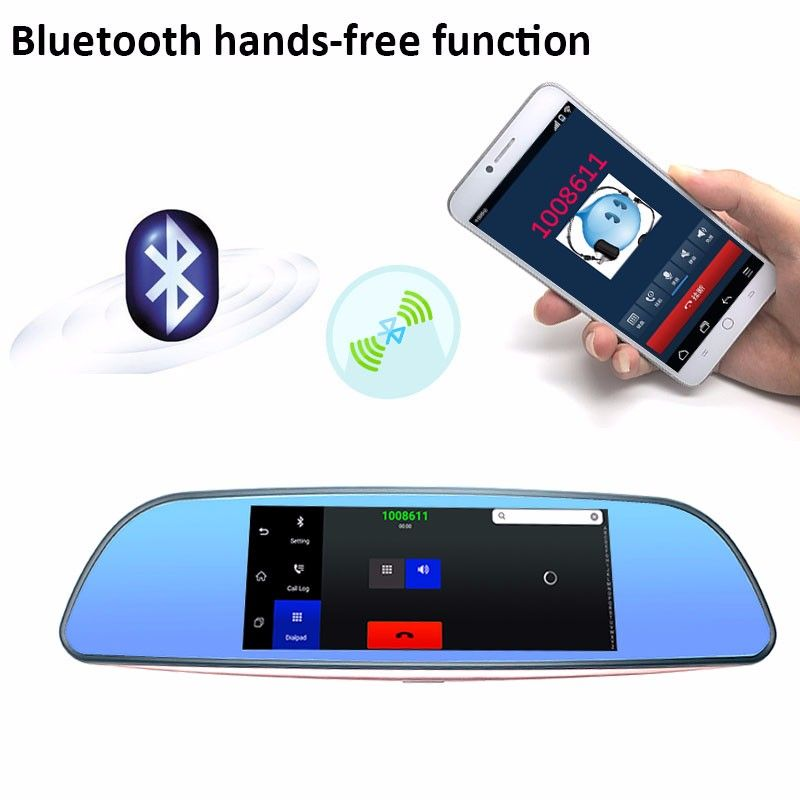 Bluetooth hands-free function