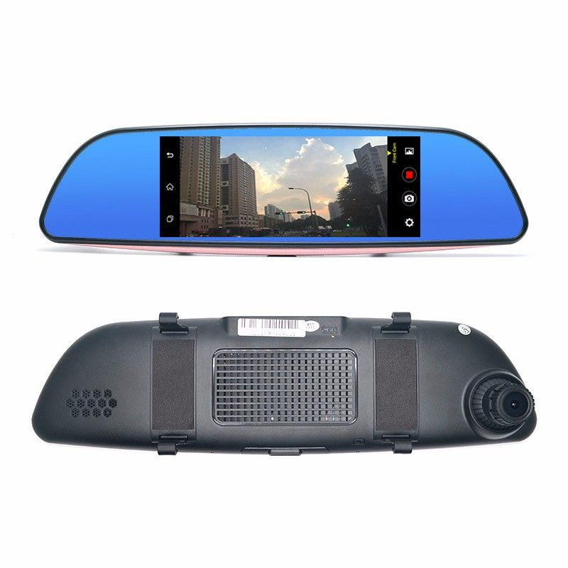 Car Video Recorder Menu