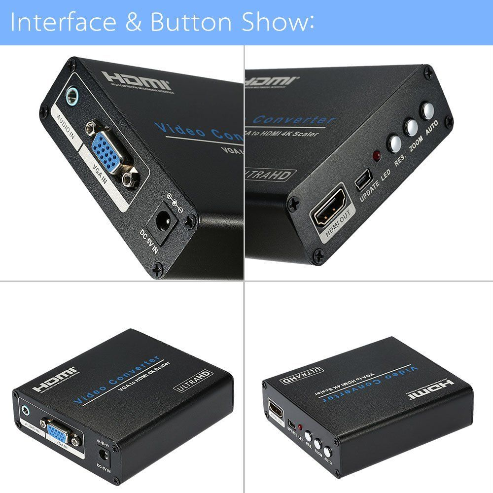 Interface & Button Show