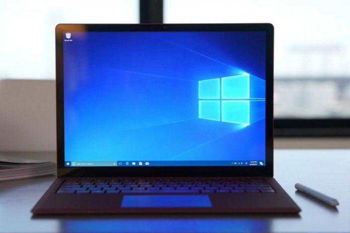 Ukryta od wszystkich ustawianie w Windows 10 zwiększa prędkość pracy kilka razy